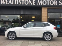 2014 BMW X1 2.0 SDRIVE18D M SPORT 5d AUTO 141 BHP £16495.00