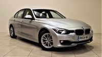 USED 2014 64 BMW 3 SERIES 2.0 320D EFFICIENTDYNAMICS BUSINESS 4d AUTO 161 BHP + 1 OWNER FROM NEW  +  EXCELLENT CONDITION