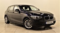 USED 2014 14 BMW 1 SERIES 2.0 116D ES 5d 114 BHP + 1 OWNER FROM NEW  +  EXCELLENT CONDITION