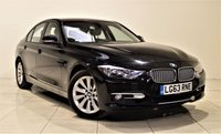 USED 2013 63 BMW 3 SERIES 3.0 330D MODERN 4d AUTO 255 BHP + 1 OWNER + FULL SERVICE HISTORY +++ APPROVED DEALER