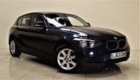 USED 2013 63 BMW 1 SERIES 2.0 116D ES 5d 114 BHP + 1 OWNER FROM NEW  +  EXCELLENT CONDITION