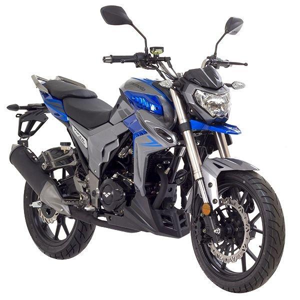 2017 67 LEXMOTO VIPER 125cc