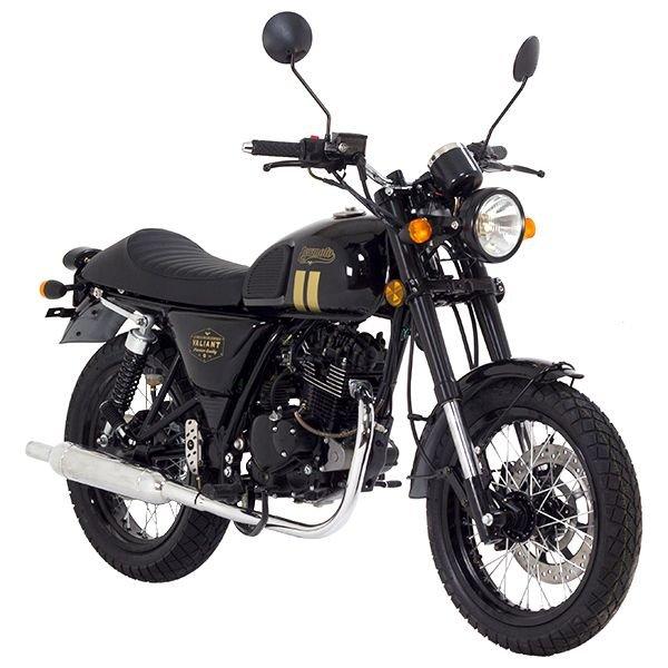 2017 67 LEXMOTO VALIANT 125cc