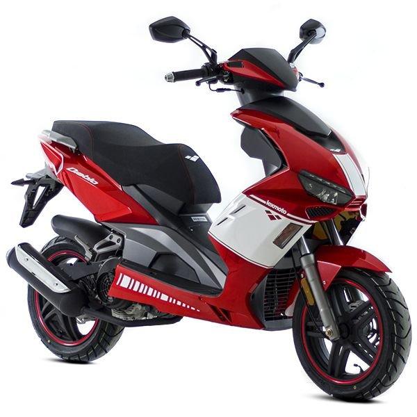 2017 67 LEXMOTO DIABLO 125cc