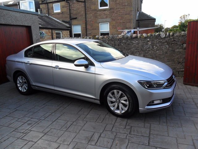 2015 15 VOLKSWAGEN PASSAT 1.6 TDI S BLUE MOTION TECH 4DR