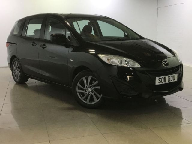 View our 2011 11 MAZDA MAZDA 5 1.8 TS 5d 113 BHP