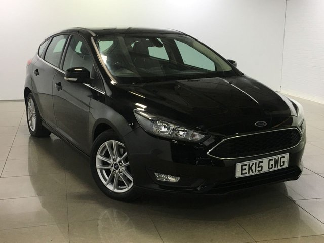 View our 2015 15 FORD FOCUS 1.6 ZETEC 5d AUTO 124 BHP