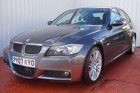 2007 BMW 3 SERIES 3.0 335D M SPORT 4d AUTO 282 BHP £6995.00