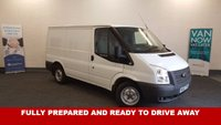USED 2012 62 FORD TRANSIT 2.2 T280 (100) 6 SPEED . Low mileage , Full Ford Service History .