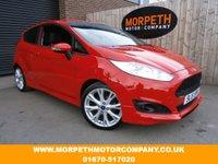 2015 FORD FIESTA 1.0 ZETEC S 3d 124 BHP £9495.00