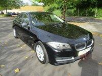 2013 BMW 5 SERIES 2.0 520D SE 4d 181 BHP £13695.00