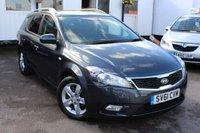 2011 KIA CEED 1.6 CRDI 2 SW 5d 114 BHP £5995.00