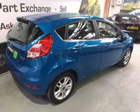 USED 2015 65 FORD FIESTA ZETEC