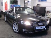 2011 AUDI A5 1.8 TFSI 2d 158 BHP £10999.00