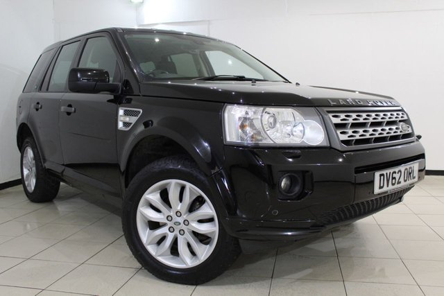 View our 2012 62 LAND ROVER FREELANDER 2.2 SD4 XS 5DR AUTOMATIC 190 BHP