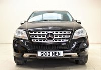 USED 2010 10 MERCEDES-BENZ M CLASS 3.0 ML300 CDI BLUEEFFICIENCY SPORT 5d AUTO 188 BHP + 2 PREV OWNERS + AIR CON + AUX + BLUETOOTH
