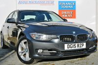 USED 2015 15 BMW 3 SERIES 2.0 320I XDRIVE SPORT 4d AUTO 181 BHP LOW MILEAGE