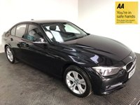 USED 2014 64 BMW 3 SERIES 2.0 318D SPORT 4d 141 BHP FULL BMW HISTORY - 1 OWNER - LOW MILEAGE - REAR SENSORS - BLUETOOTH - AUX/DAB/USB - AIR CON