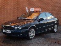 2006 JAGUAR X-TYPE 2.0 S D 4d 130 BHP £2495.00