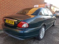 USED 2006 06 JAGUAR X-TYPE 2.0 S D 4d 130 BHP