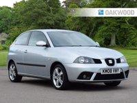 2008 SEAT IBIZA 1.4 SPORT 16V 3d 99 BHP £2295.00
