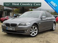 USED 2012 62 BMW 5 SERIES 2.0 520D SE 4d 181 BHP Comfortable Drive, Executive Saloon
