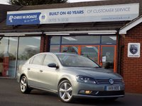 USED 2011 11 VOLKSWAGEN PASSAT 2.0 SE TDI BLUEMOTION TECHNOLOGY 4d 139 BHP *ONLY 9.9% APR with FREE Servicing*