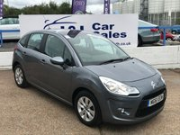 USED 2012 61 CITROEN C3 1.4 VTR PLUS EGS 5d AUTO 94 BHP