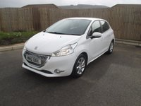 USED 2012 12 PEUGEOT 208 1.4 ACTIVE E-HDI 5d AUTO 68 BHP