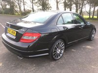 USED 2010 MERCEDES-BENZ C CLASS 3.0 C350 CDI BLUEEFFICIENCY SPORT 4d AUTO 231 BHP EXCELLENT EXAMPLE THROUGHOUT, EXCELLENT PERFORMANCE