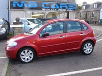 USED 2009 09 CITROEN C3 1.6 EXCLUSIVE HDI 16V 5d 89 BHP ONLY 33000 MILES FROM NEW