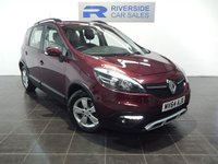 USED 2014 64 RENAULT SCENIC 1.5 XMOD DYNAMIQUE TOMTOM ENERGY DCI S/S 5d 110 BHP