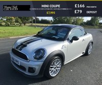 USED 2011 61 MINI COUPE 2.0 COOPER SD 2d COUPE JCW RARE SPEC 56000 MILES STUNNING EXAMPLE