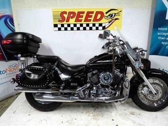 2004 YAMAHA XVS 650 A