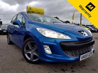 USED 2009 59 PEUGEOT 308 1.6 SPORT HDI 5d 108 BHP! p/x welcome! 2 F/KEEPERS! LOW MILEAGE! 6 SPEED! GOOD SRVC HISTORY! CRUISE & CLIMATE CONTRL! NEW MOT & SERVICE!  LOW MILES+6 SPEED+2 F/KEEPERS+CRUISE&CLIMATE+NEW MOT&SRVC+AIR-CON!