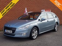 2012 PEUGEOT 508 2.0 HDI SW ACTIVE 5d 140 BHP  PANORAMIC ROOF £6495.00