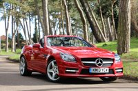 2013 MERCEDES-BENZ SLK 2.1 SLK250 CDI BLUEEFFICIENCY AMG SPORT 2d AUTO 204 BHP £SOLD