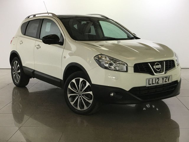 View our 2012 12 NISSAN QASHQAI 1.6 TEKNA IS DCIS/S 5d 130 BHP