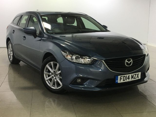 View our 2014 14 MAZDA 6 2.2 D SE 5d 148 BHP