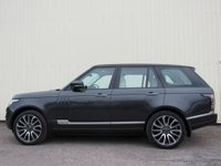 USED 2016 65 LAND ROVER RANGE ROVER 4.4 SDV8 AUTOBIOGRAPHY 5d AUTO 339 BHP