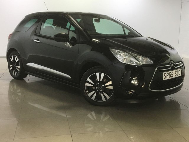 View our 2015 65 CITROEN DS3 1.6 E-HDI DSTYLE 3d 90 BHP