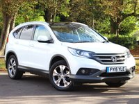 USED 2015 15 HONDA CR-V 2.2 I-DTEC EX 5d AUTO 148 BHP £299 PCM With £1799 Deposit