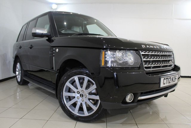 View our 2012 12 LAND ROVER RANGE ROVER 4.4 TDV8 WESTMINSTER 5DR AUTOMATIC  313 BHP