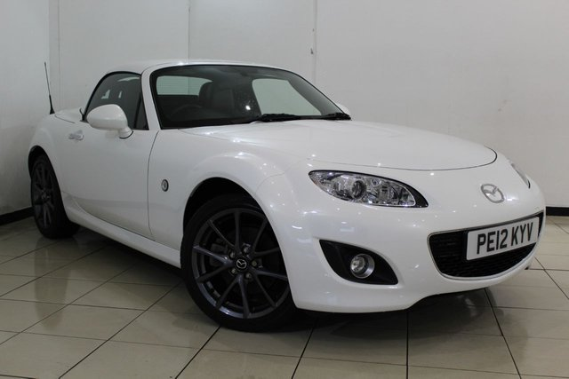 View our 2012 12 MAZDA MX-5 2.0 I ROADSTER VENTURE EDITION 2DR 158 BHP