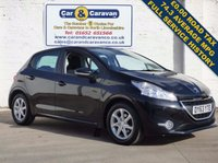 USED 2013 63 PEUGEOT 208 1.4 HDI ACTIVE 5d 68 BHP Full Service History Free Tax 0% Deposit Finance Available