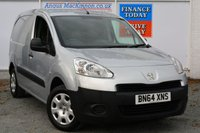 USED 2014 64 PEUGEOT PARTNER 1.6 HDI PROFESSIONAL L1 850 1d 89 BHP **ONE OWNER FROM NEW**