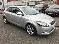 USED 2008 58 KIA CEED 2.0 PRO CEED SPORT CRDI 3d 139 BHP PRICE INCLUDES A 6 MONTH AA WARRANTY DEALER CARE EXTENDED GUARANTEE, 1 YEARS MOT AND A OIL & FILTERS SERVICE. 12 MONTHS FREE BREAKDOWN COVER