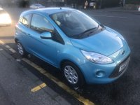 USED 2010 10 FORD KA 1.2 EDGE 3d 69 BHP PRICE INCLUDES A 6 MONTH AA WARRANTY DEALER CARE EXTENDED GUARANTEE, 1 YEARS MOT AND A OIL & FILTERS SERVICE. 6 MONTHS FREE BREAKDOWN COVER.