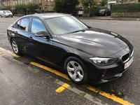 2012 BMW 3 SERIES 2.0 320D EFFICIENTDYNAMICS 4d 161 BHP £9500.00