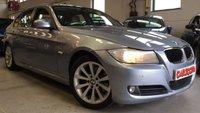 2011 BMW 3 SERIES 2.0 320D EFFICIENTDYNAMICS 4d 161 BHP £10495.00